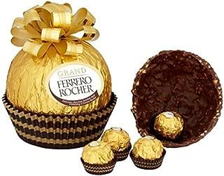 Ferrero Rocher Mega Grand 8.5 Ounce Milk Chocolate & Hazelnut