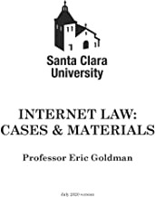 Internet Law: Cases & Materials (2020 Edition)