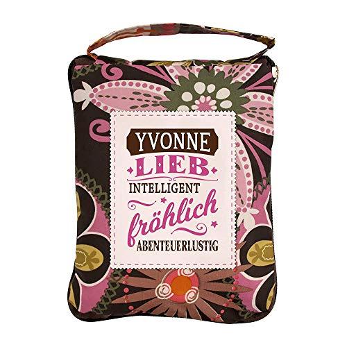 History & Heraldry Einkaufstasche Top Lady Yvonne, One Size, Mehrfarbig