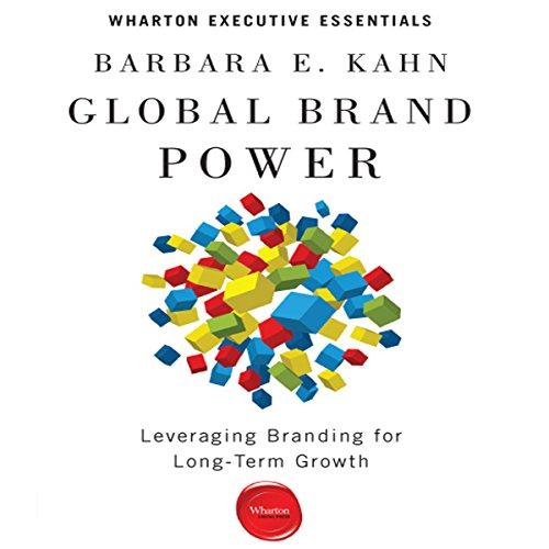 Global Brand Power audiobook cover art