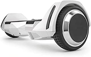 Spadger Hoverboard with BLE Speaker & LED Light, UL 2272 Certified Self Balancing Scooter, 6.5'' Wheels R5 Model for Kids and Adults