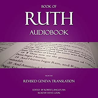 Book of Ruth Audiobook audiobook cover art