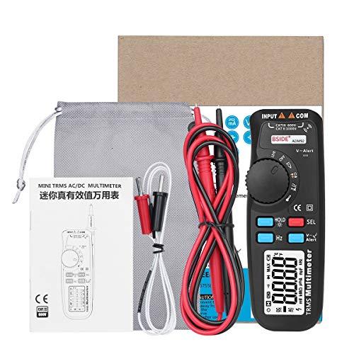 Dhmm123 Digital ADM92 TRMS Digitalmultimeter Auto Range RMS 6000 zählt Portable Multi Tester Temp Live Check Spezifisch