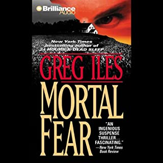 Mortal Fear audiobook cover art