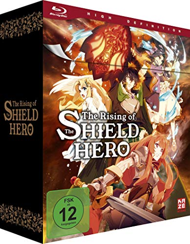 The Rising of the Shield Hero - Vol.1 - [Blu-ray] mit Sammelschuber