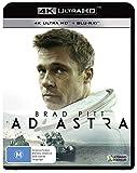 Ad Astra 4K UHD Blu-ray + Blu-ray | Brad Pitt | NON-USA Format | Region B Import - Australia