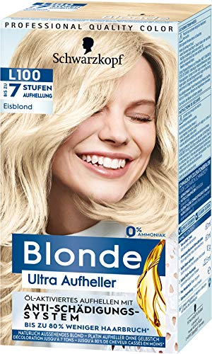 Blonde Ultra Aufheller Eisblond L100, 175 ml