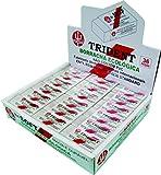 Oferta Caixa com 36 Unidades de Borrachas Ecológicas, Trident SOFT-P, Branca, Pequena por R$ 3.92