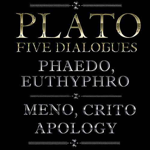 Euthyphro / Apology / Crito / Meno / Phaedo Titelbild