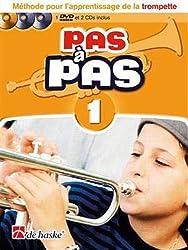 Dehaske : Pas à Pas Trompette 1