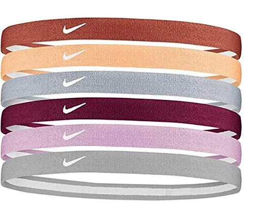 Nike Unisex – Adulto Swoosh Cinta para la Cabeza, Multicolor, Talla única