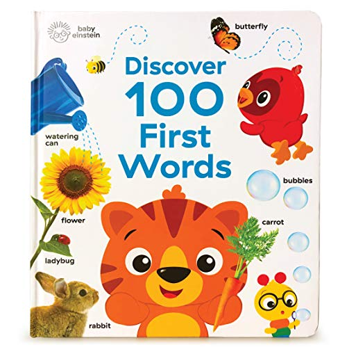 Baby Einstein: 100 Words