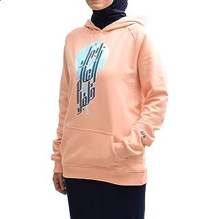 NAS Trends Hoodie Full Sleeve For Women - Melba
