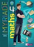 Myriade 4e - Manuel de l'élève - Grand...