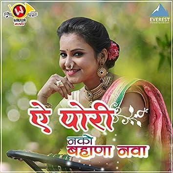 A Pori Nako Bahana Nava (feat. Anand Shinde)