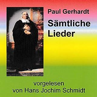 Paul Gerhardt. Sämtliche Lieder Titelbild