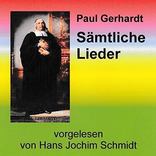 Couverture de Paul Gerhardt. Sämtliche Lieder
