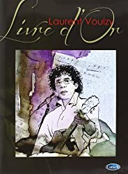 Voulzy Laurent Livre D\'Or Piano Vocal Guitar Book
