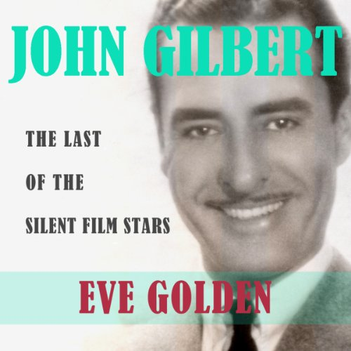 John Gilbert audiobook cover art