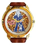 Rare Vintage'Cracker Jack' 100th Anniversary Limited Edition Collectible Watch Comes in a Replica Cracker Jack Box with The Watch As The Prize Inside
