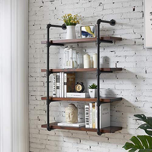 Rustic Shelving Units and Storage