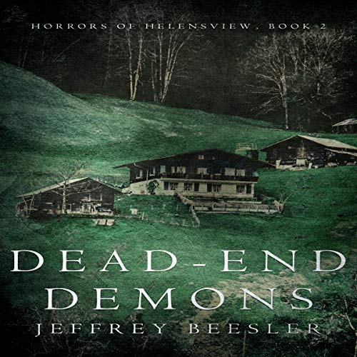 Dead-End Demons (Horrors of Helensview)  By  cover art