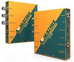 LILLIPUT AVMATRIX SC1120 3G-SDI to HDMI & AV Scaling SDI Converter
