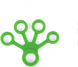 LINBUDAO 1pas vinger clip spanning band vinger sporter grips pols training apparaat fitnessapparatuur