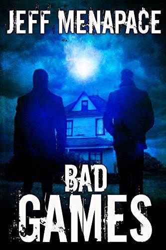 Bad Games by Jeff Menapace ebook deal