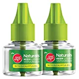 Good Knight Naturals – Neem Mosquito Repellent with 100% Natural Active Ingredients