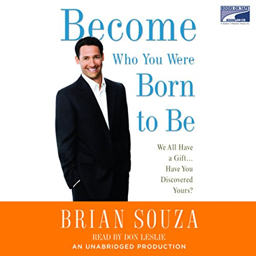 Become Who You Were Born to Be audiobook cover art