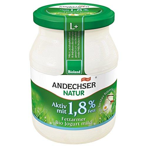 Andechser Natur Bio-Joghurt mild 1,8 Prozent