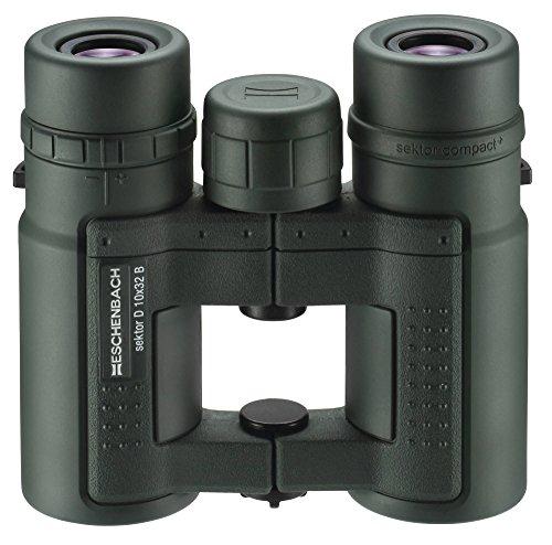 Eschenbach Sektor D 10x32 Compact+ prismáticos Verde