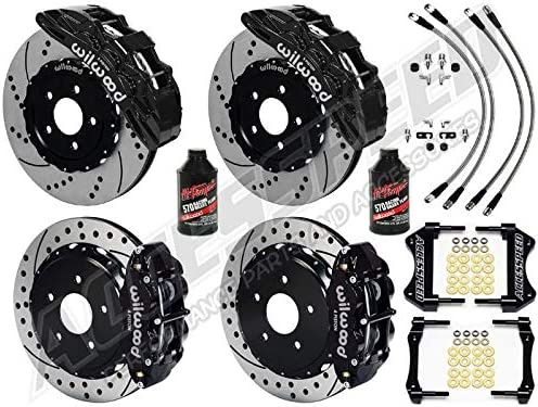 WILWOOD CAMARO BIG BRAKE KIT FRONT Max 50% OFF WITH FRE REAR COMBO PACKAGE Year-end annual account