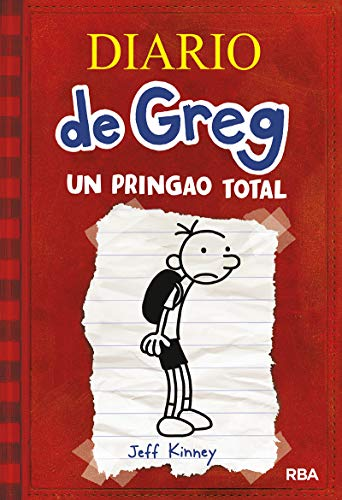 Diario de Greg: un pringao total: 001