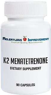 Best vitamin k mk4 Reviews