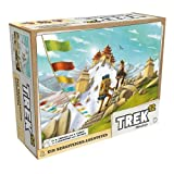 Asmodee Trek 12, Familienspiel, Strategiespiel, Deutsch