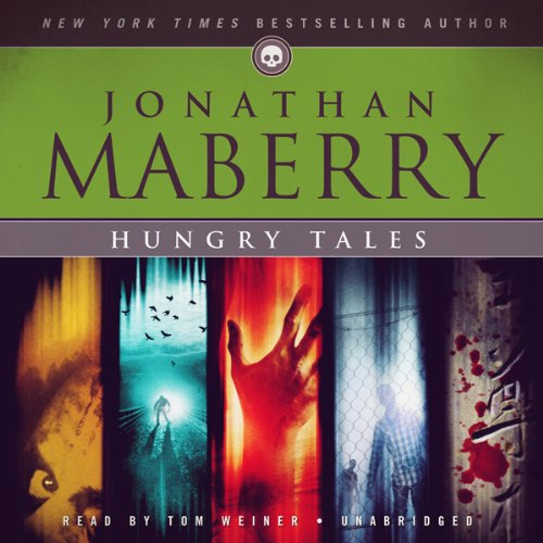 Hungry Tales audiobook cover art