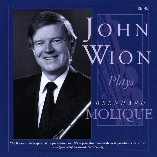 Plays Bernhard Molique by John Wion