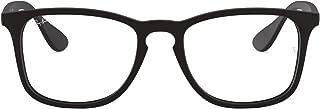 Ray-Ban 0rx7074 No Polarization Square Prescription Eyewear