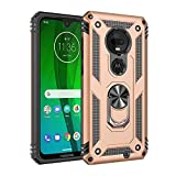 BestST Case Compatible for LG K50S Case, Heavy Duty [Armor