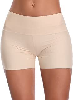 ea4965ca5a Joyshaper Shapewear Shorts for Women Tummy Control High Waist Butt Lifter  Panties Mid Thigh Slimmer Short