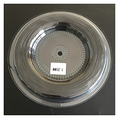 1 Reel 1.30mm / 1.25mm 4G Tennis String Polyester Tennisracket String Duurzame Strings 200m by ROYAL STAR TY