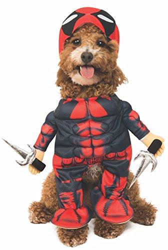 Rubie's Marvel Deadpool Pet Costume, Small