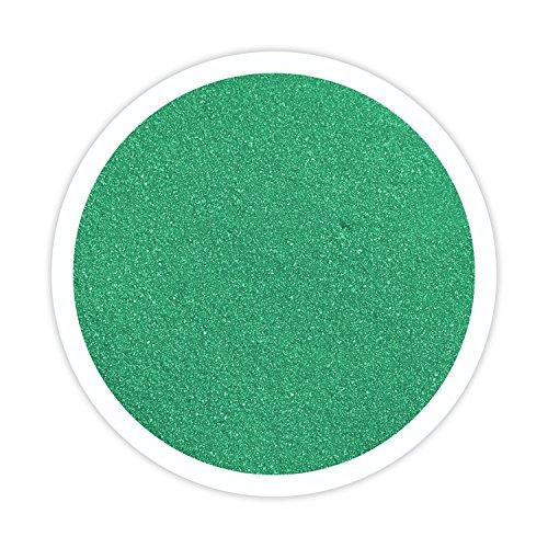 Sandsational Sparkle Emerald Green Unity Sand, 22 oz, Colored Sand for Weddings, Vase Filler, Home Décor, Craft Sand