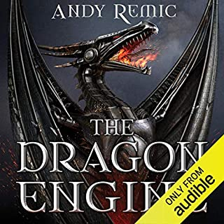 The Dragon Engine audiobook cover art