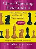 Chess Opening Essentials (volume 4)-Djuric, Stefan Komarov, Dimitri Pantaleoni, Claudio