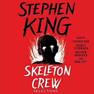Skeleton Crew audiobook cover art