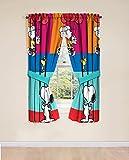Peanuts Just Be 42' x 63' Curtain Panel Pair
