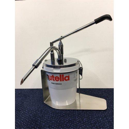 Llenado dispensador dispensador de cuchara Nutella Ferrero 3 kg RS8600